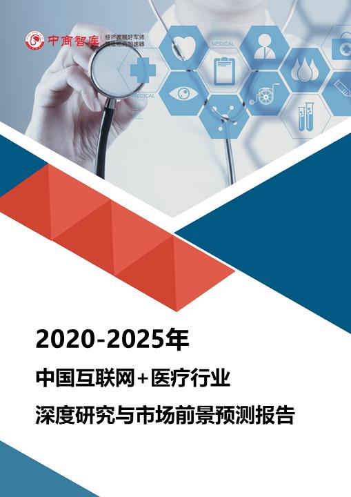 2020年—2025年中国互联网+医疗行业深度研究与市场前景预测报告