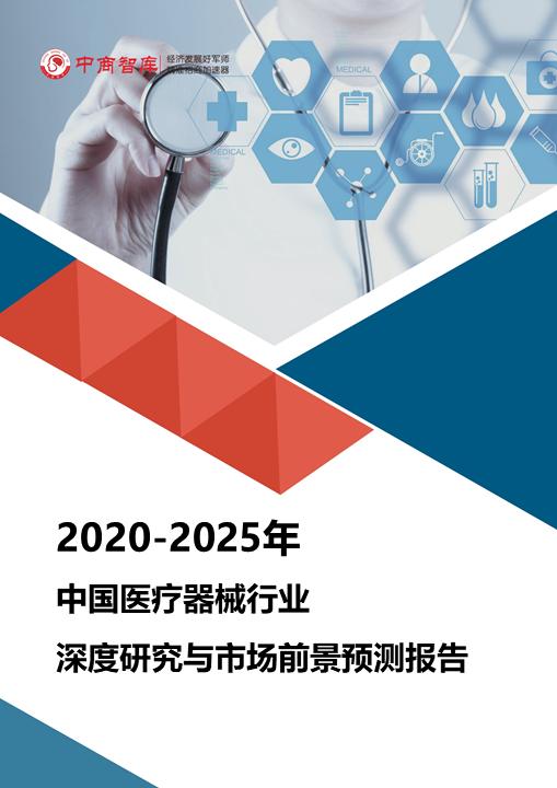 2020-2025年中国医疗器械行业深度研究与市场前景预测报告